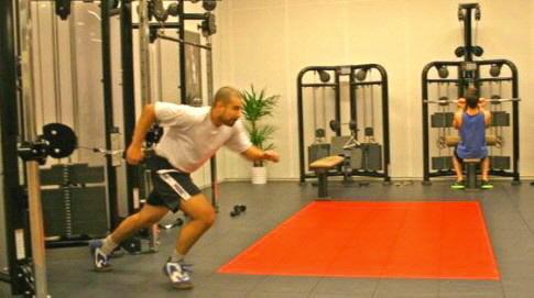 Sport und Fitness mit Training und Fleiß richtig erfolgreich und Beiträgen rund um das Thema Sport